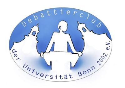 Debattierclub Bonn - Neues Logo (2016)
