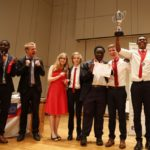 Team England wins the WSDC 2016 - © Dominique Brewing