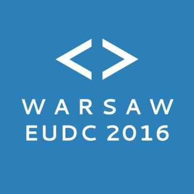 Start der EUDC 2016 in Warschau