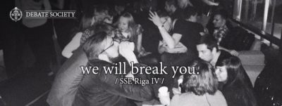 Title Picture of the 18th SSE Riga IV