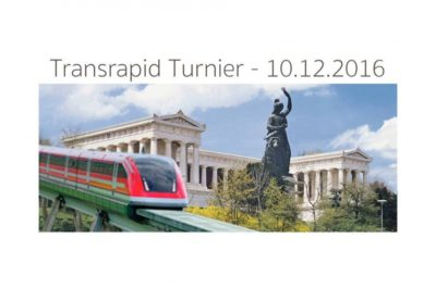 Transrapid Turnier in München
