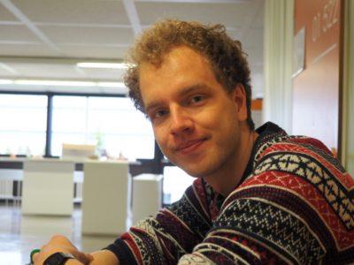 Zusammen mit Alena Haub Organisator seitens des DCJG: Jonas Weik - © VDCH
