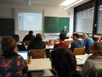 Teilnehmer im Sponsoring-Workshop - © VDCH