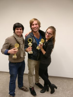 Hamburg gewinnt den Gutenberg-Cup