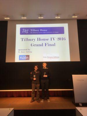 Munich/Friedrichshafen wins Tilbury House IV