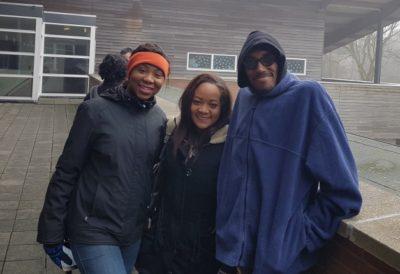 Roshelle Pinnock, Patrice Minto and Germaine Barrett – Jamaica - © Helena Hecke
