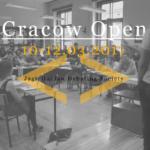 Cracow Open Logo