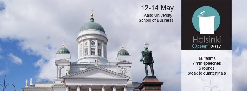 Helsinki Open 2017 - Banner