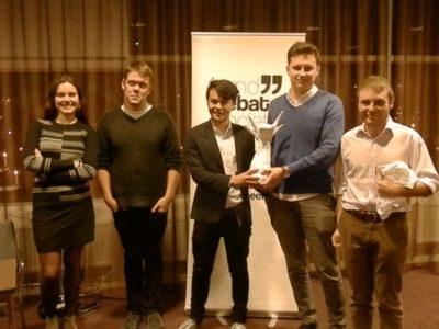 Leiden wins Lund IV 2016