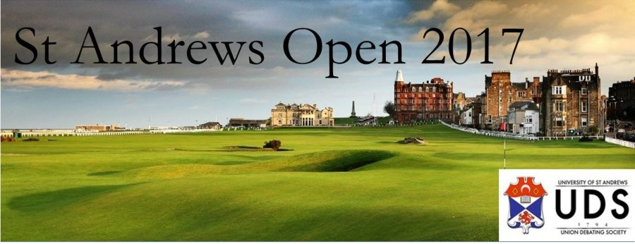 St. Andrews Open 2017