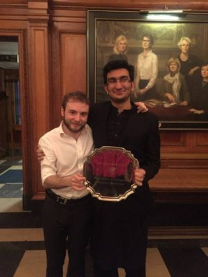 Cambridge alumni win Inner Temple IV