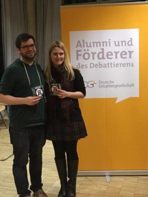 Mainz gewinnt den Alumni-Cup