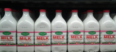 Well remembered from The Hague, also available in Cape Town: Melk. - © private