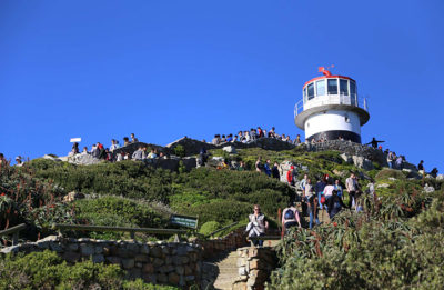 The area around Cape Town is well-known for its tourist attractions. - © Cape Town