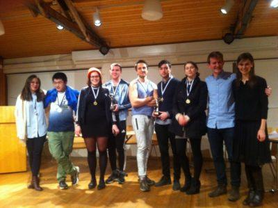 Stockholm wins Ota Open