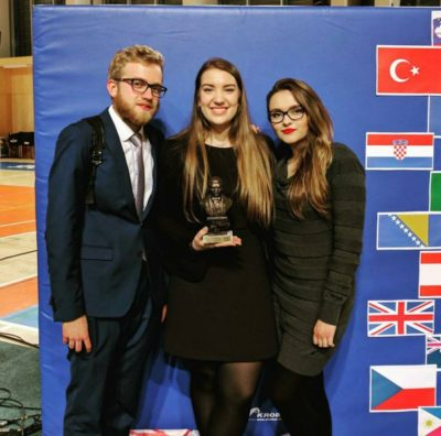 HDDc wins Ljutomer Worlds Schools tournament