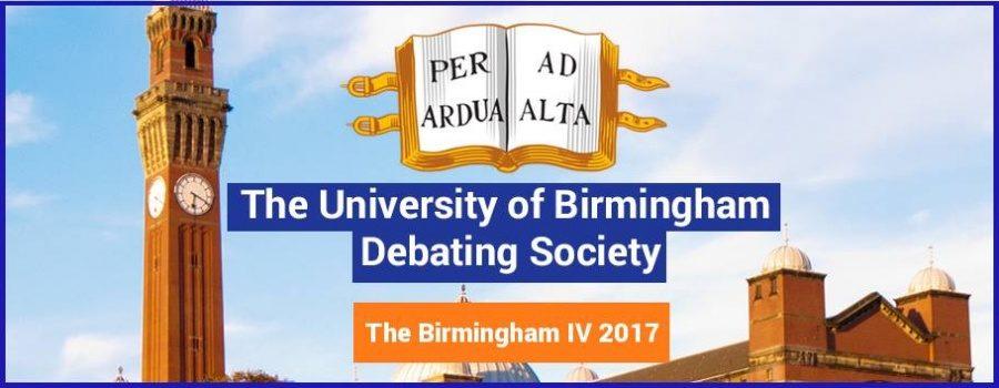 Birmingham IV 2017