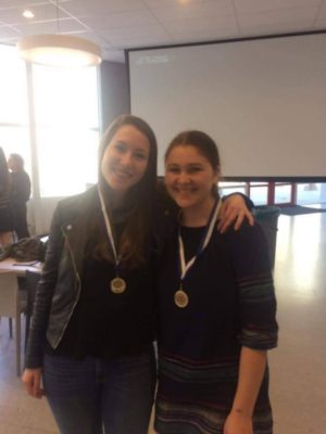Erasmus Rotterdam wins Tilburg Women's Open