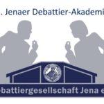 Logo Jenaer Debattier-Akademie