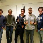 Der neue Vorstand - © Debattierclub Aachen e.V.