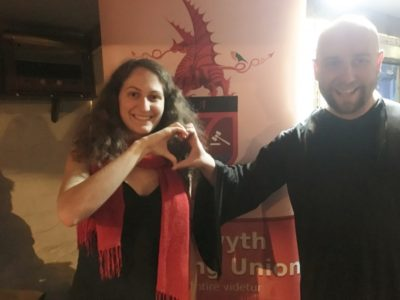 UWMU win Aberystwyth Open