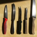 Different types of knives. - © Lennart Lokstein