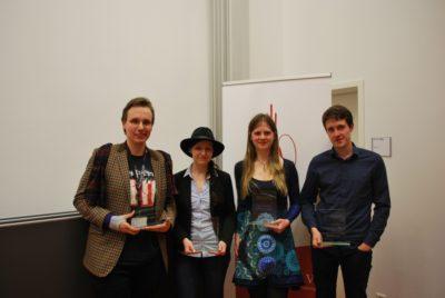 Regionalmeisterschaften 2017: Tübingen, Münster und Berlin sind Sieger