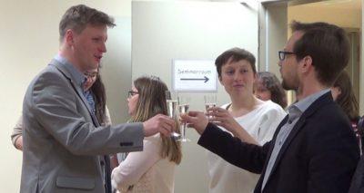 Debattiergesellschaft Jena feiert 15-jähriges Jubiläum
