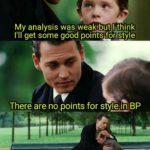 Das Meme des Anstoßes - © Debate Meme Central