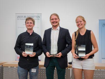 Die Rederei Heidelberg ist Deutschsprachiger Debattiermeister 2017