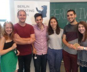 Tel Aviv wins the Berlin IV 2017