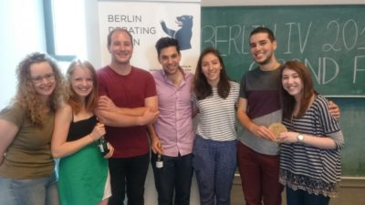 Tel Aviv wins the Berlin IV 2017
