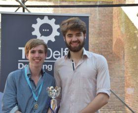 Leiden wins first Delft Open
