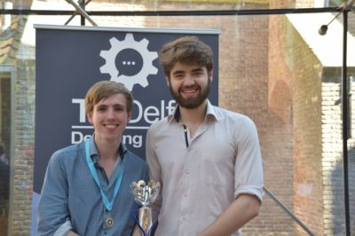 Leiden wins first Delft Open