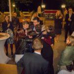 Bei der Verkündung der neuen Nachwuchspreisträgerin war die Freude groß - © Sophie Lenk