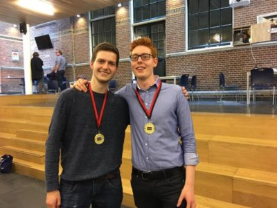 Utrecht/ Leiden win Amsterdam Open, UCD LawSoc wins Pro-Am final