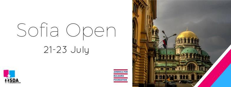 Sofia Open 2017 Logo