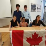 Winning team Toronto 1 - © UTS Speech and Debate Society