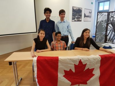 Toronto wins World Schools Debate Academy Tournament