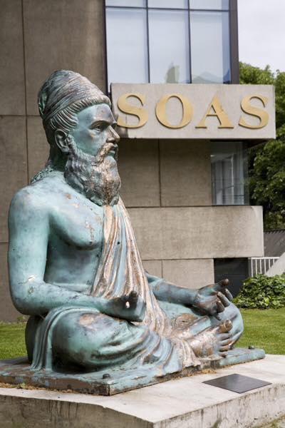 SOAS Open Logo