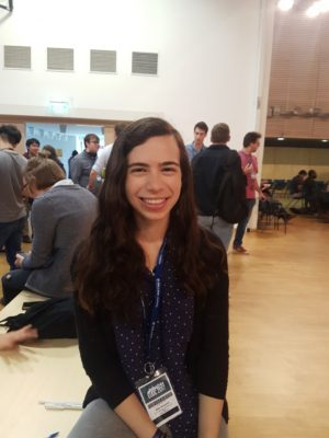 EUDC 2017 Day 2: First Timers at Euros