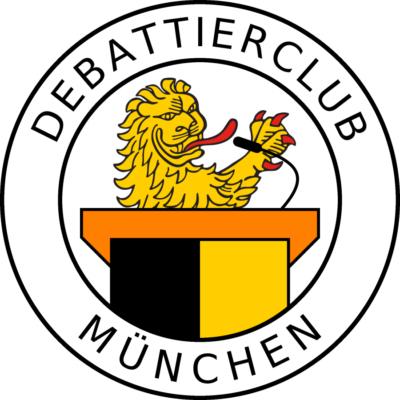 Debattierclub München Logo