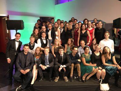 Der deutschsprachige Raum bei der European University Debating Championship 2017