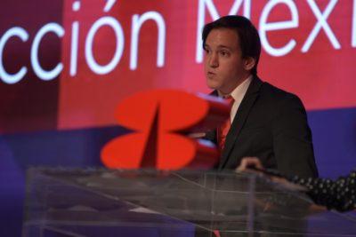 Convenor David Alatorre - © Asociación Mexicana de Debate