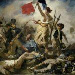 Eugène Delacroix - Le 28 Juillet. La Liberté guidant le peuple - source: artsy.net