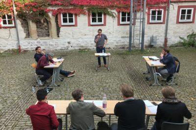 Nicolas Eberle wird Master aller Master - DDG trifft sich wieder in Eisenach