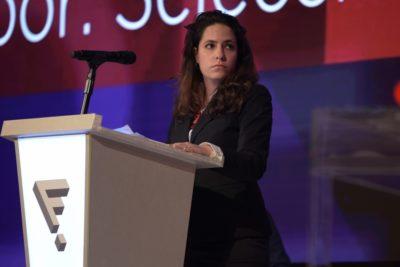 Convenor Montserrat Legorreta - © Asociación Mexicana de Debate