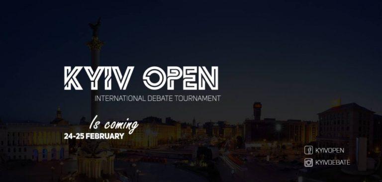 Kyiv Open 2018