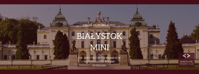 Białystok MINI Open 2017