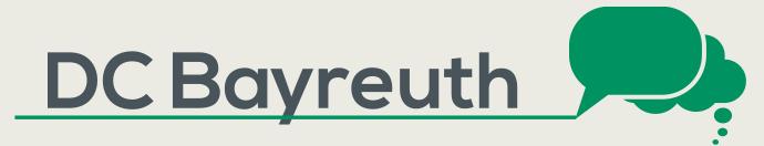 Debattierclub Bayreuth Logo